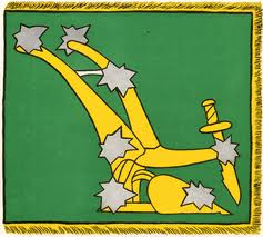 The Starry Plough flag.
