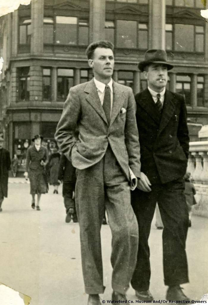 Opinion remembrance and reconciliation heroes in the irish war of george lennon with fellow ira veteran roger mccorley in 1939 courtesy of the irish fandeluxe Image collections
