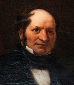 William Dargan, Engineer, railway contractor, and entrepreneur, who built some of Dublin and Ireland's first railways.
