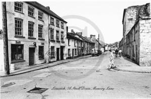 Clare Street Limerick.