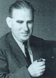 Frank Gallagher, the first Irish Press Editor.