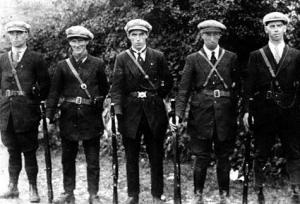 Irish Volunteers.