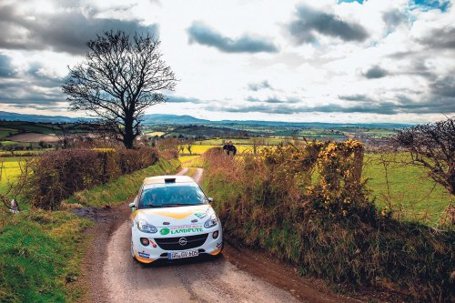 Northern Ireland revs up for 85th Circuit of Rally