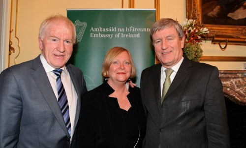 Going Down - Ireland's emigrant support funding