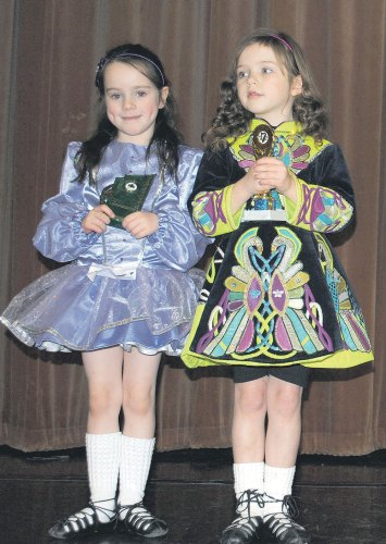 Irish dancing alive and kicking in Liverpool