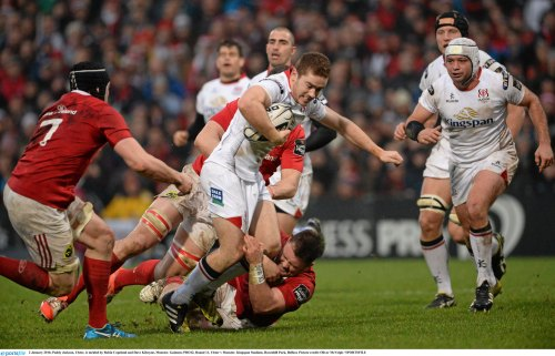 Munster dig deep for encouraging win