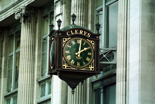 Behind Clery's sudden closure