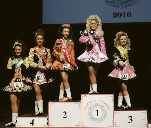 Irish Dancing: All England Championships