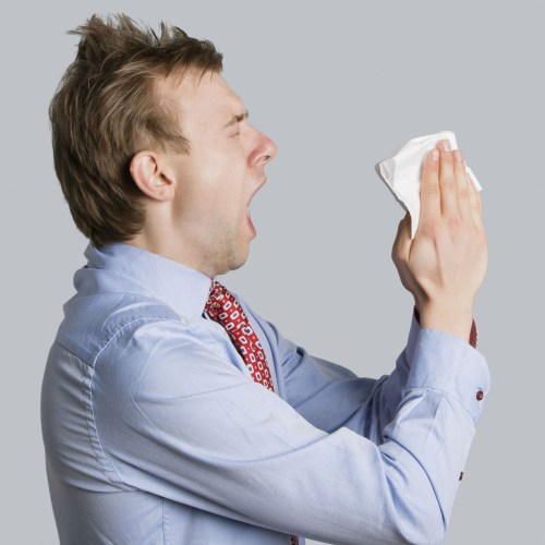 'Man flu' is REAL, experts declare