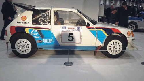Finland provides Irish link at Classic Car Show