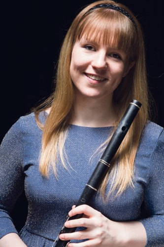 Órlaith McAuliffe first Londoner to win TG4 Young Musician of Year