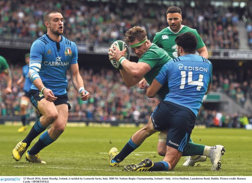 Ireland still has much to play for against Scotland