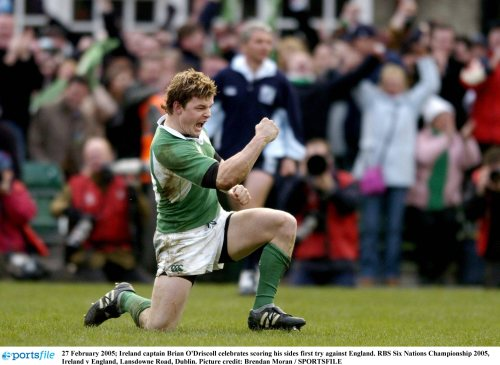 O'Driscoll to be inducted into the RPA Hall of Fame