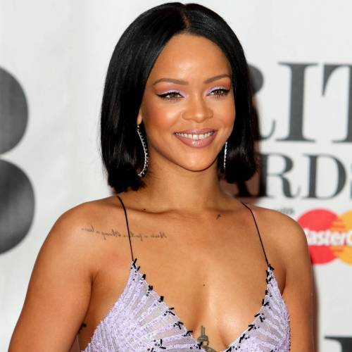 Rihanna gets to Work with Manolo Blahnik