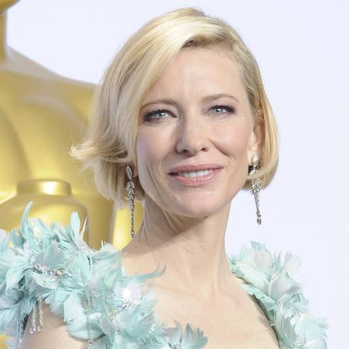 Cate Blanchett: 'Skin is a canvas'