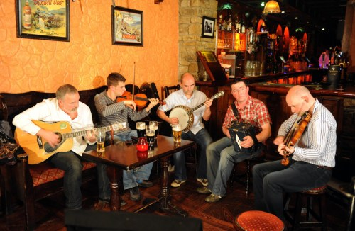 The 'local pub' is one of Ireland's top tourist destinations