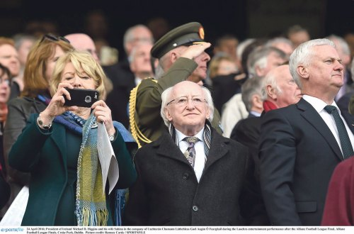 'Not hatred of England but love of Ireland'