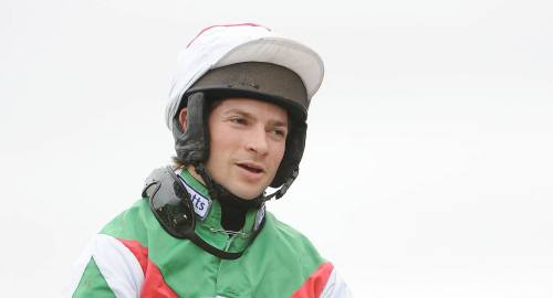 SAM WALEY-COHEN'S DAD COMES TO THE RESCUE FOR GRAND NATIONAL RIDE