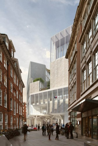 Irish architects beat tough competition for LSE