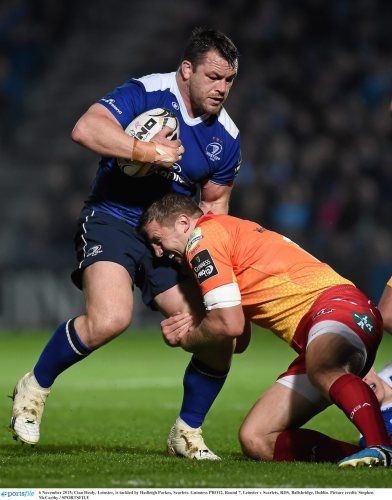 rugby Bad week Cian Healy