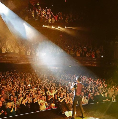 Review: Nathan Carter London Palladium