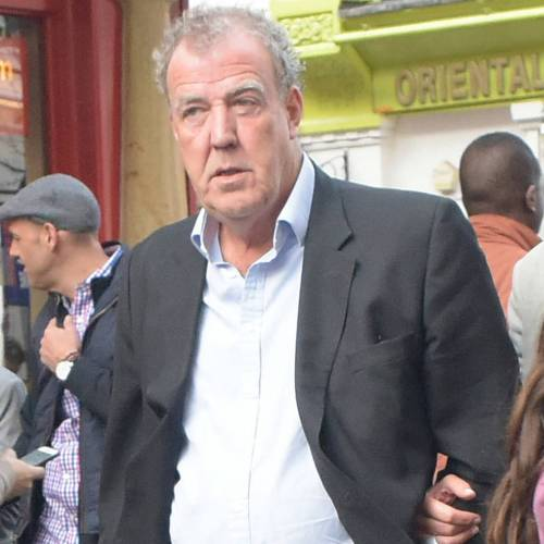 Jeremy Clarkson I'm not scuppering Chris Evans Top Gear
