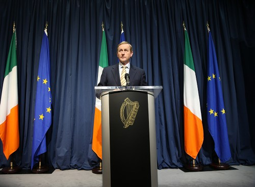 Irish Government Brexit Contingency Plans Announced