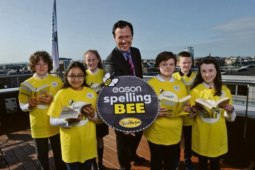 Tipperary Spelling Bee champion