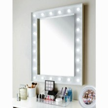 Perfect home make-up station