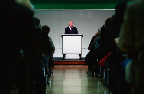 inequality not accepted says Higgins