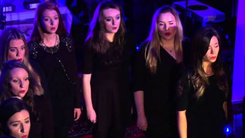 Orphan Girl sung by the UCD Choral Scholars