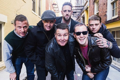 Dropkick Murphys not Plastic Paddies