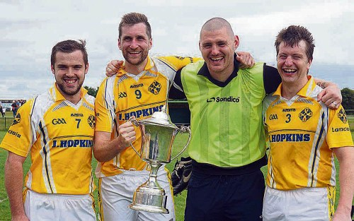 Lancashire GAA Stand out year