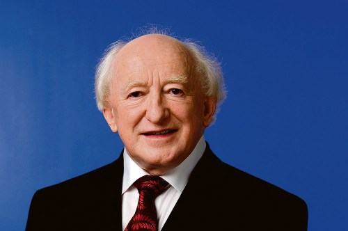 Saint Patricks Day message President Higgins 2017