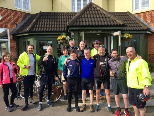 OLSGEIRE charity launches St Patricks Cycle