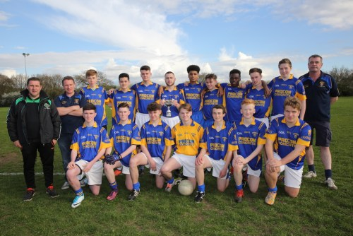 Parnells clinch first ever U17 League title