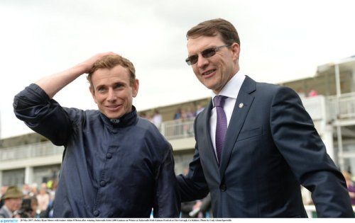 aidan o'brien churchill curragh 2,000 Guineas double