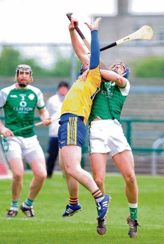 LONDON GAA EXILES CLEAN SWEEP