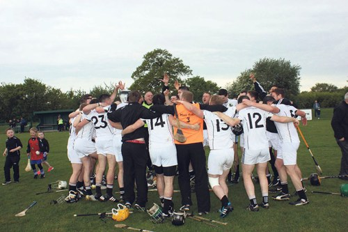 Warwickshire leitrim lory meagher cup