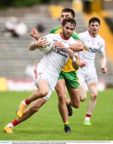 donegal tyrone answer critics ulster championship
