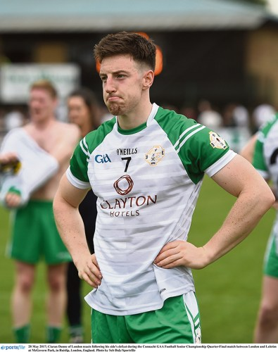 London GAA win v Carlow still within reach