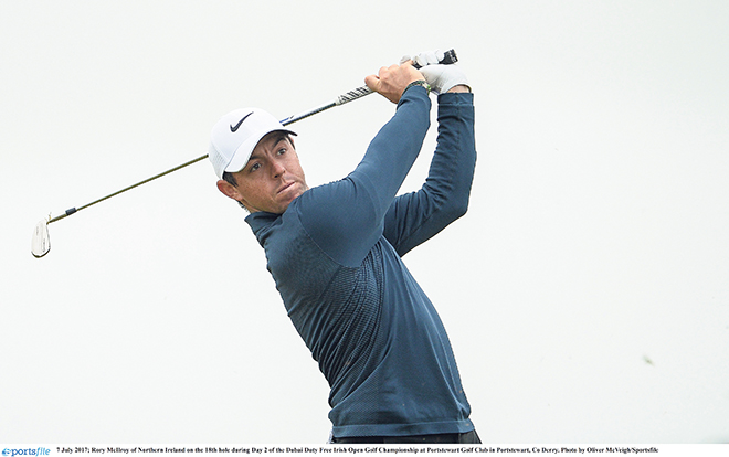 McIlroy makes abysmal start at The Open