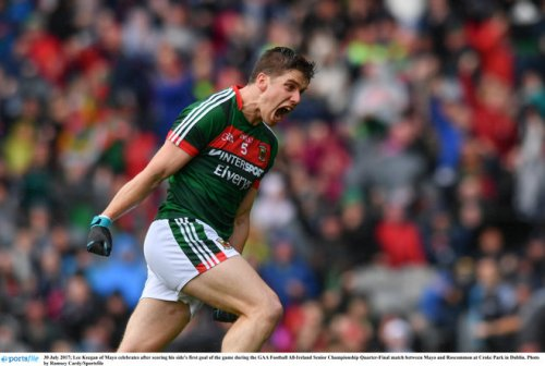 roscommon mayo quarter final draw replay