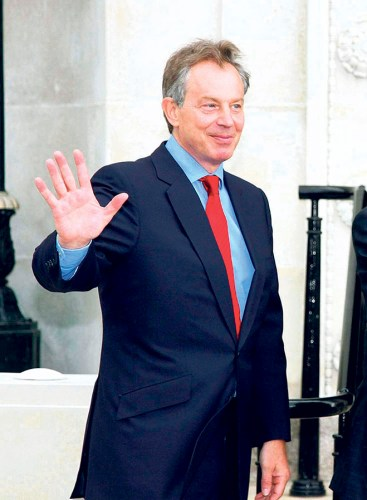 tony blair brexit border britain European union