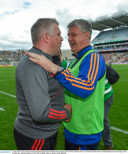 mayo roscommon quarter-final born frustration