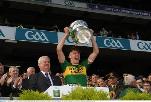 Kerry stroll fourth Minor title derry