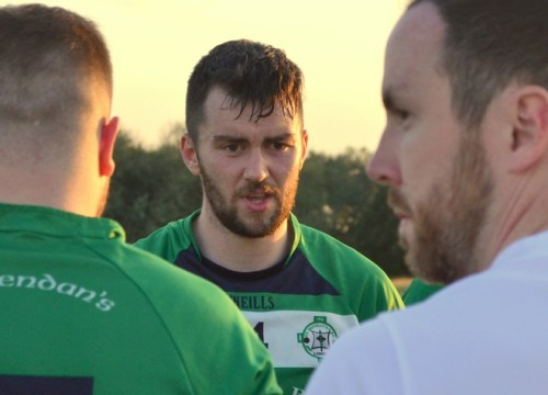 St Brendans Daly salvages replay