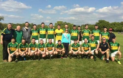 Two wins Kingdom kerry gaels senior championship