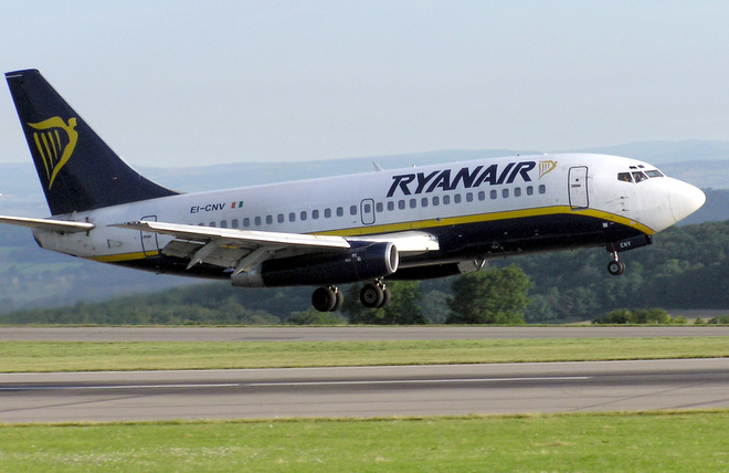 No Dice: Ryanair staff overwhelmingly reject the company's €12000 bonus payment deal