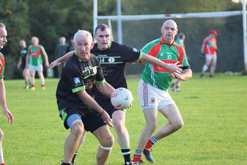 London Masters mighty Mayo scare
